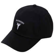 [Black Hoody]Blessed Soft Cap - Black