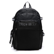 [Unionobjet] Net Bag - Black 유니온오브제 3D백팩