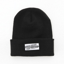 [Thanks Father]  Too Much Too Young Beanie - Black