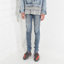 [Burj Surtr]Plain Selvedge Denim Jean