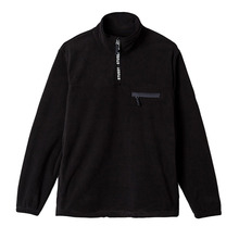 [Stussy] (10%세일) Logo Tape Mock - Black