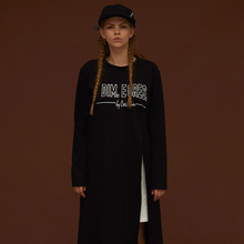 [DIM. E CRES.] (30%세일) Side Slit OPS - Black