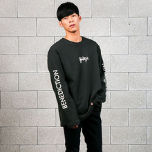 [BENEDICTION] Long Sleeve - Black