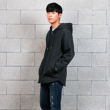 [BENEDICTION] Hood Zip Up - Black