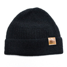 [Candlroute] Mantle short beanie (Black)