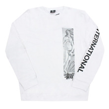 [Stussy] (10%세일) Birth Of Venus Crewneck - White
