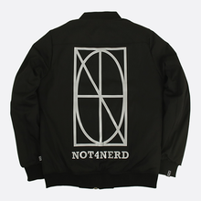 [NOT4NERD]3M Reflective Symbol Jumper-Black