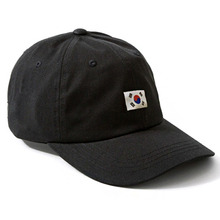[Anti Social Social Club] Nu Korea Cap - Black