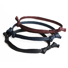 [RUSHOFF]Unisex The Knot Bracelet 3 Set
