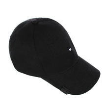 [RUSHOFF]Unisex Two Stich BallCap - Black