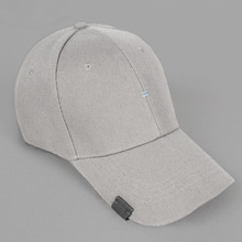 [RUSHOFF]Unisex Two Stich BallCap - Gray