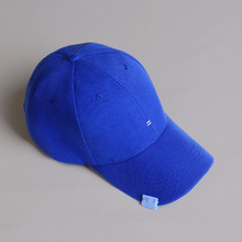 [RUSHOFF]Unisex Two Stich BallCap - Blue
