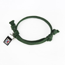 [RUSHOFF]Unisex The Knot Flag Bracelet - Korea