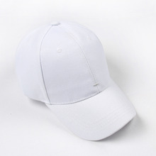 [RUSHOFF] Unisex SilverStick Pendant BackPoint BallCap - White