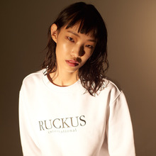 [ruckusplace] International Logo MTM - White