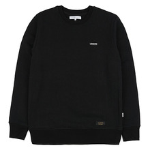 [LOKWARD] HEAVYWEIGHT SWEAT SHIRT -BLACK