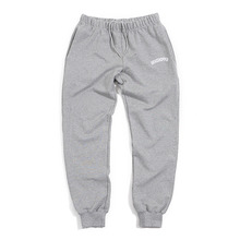 [GRASSHOPPER] Athletic Jogger Pants - Gray