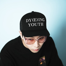 [TENUE] Dy(e)ing Youth Mesh Cap - Black