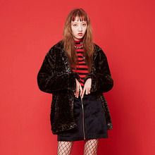[TENUE] Original Half Pola Woman - Red