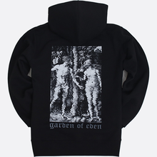 [NOT4NERD]Garden of eden Pullover Hood-Black