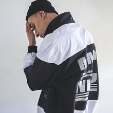 [MADMARS]REFLECTIVE TRACK TOP JACKET