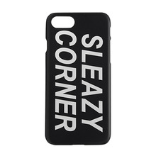 [SLEAZY CORNER] LOGO IPHONE CASE 6/6S