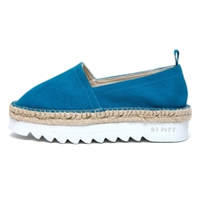 [1997 PITT STREET]basic slip-on(blue)