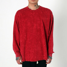 [EPTM] SUPER BLAST LS BOX TEE (RED)