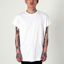 [EPTM] BACK SEAM MUSCLE TEE (WHITE)