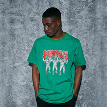 [AROUND80] Mummies T Shirts - Green