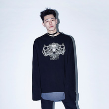 [Noizy Company] LONG SLEEVE T_BLACK