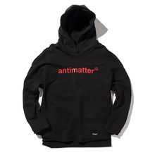 [ANTIMATTER]Cutting Hoodie - Black