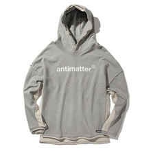 [ANTIMATTER] (35%SALE)  Cutting Hoodie - Grey