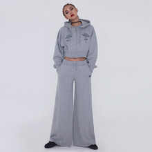 [70%세일][CITYBREEZE] SWEAT WIDE PANTS GREY