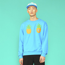[위빠남] PINEAPPLE SWEATSHIRT(LIGHT BLUE)
