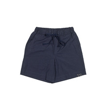 [OVERR] ESSAY.1 THREE RING SHORT PANTS - NAVY