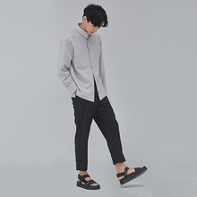 [SALON DE SEOUL] Man 17s/S Gurkha Pants - Black