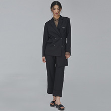 [SALON DE SEOUL] Woman Gurkha Pants - Black