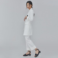 [SALON DE SEOUL] Woman Gurkha Pants - White