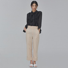 [SALON DE SEOUL] Woman Gurkha Pants - Beige