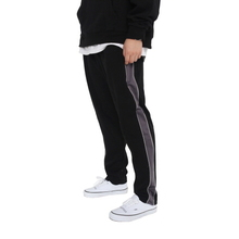 [FADE6] Line Sweat Pants Grey