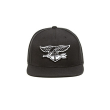 [BLACKSCALE] WAR SEAL SNAP BACK BLACK