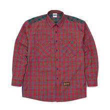 [GRASSHOPPER] Slogan Shirt - Red