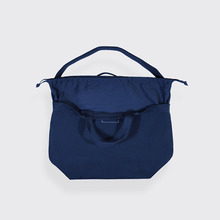 [AUBE17]SIGNATURE X SHOULDER BAG / Cobalt Blue