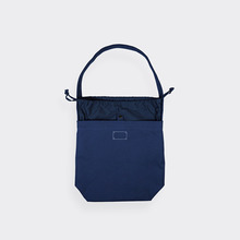[AUBE17]CYLINDER X BUCKET BAG / Cobalt Blue