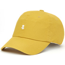 [Zanimal] Alien Twill Ballcap - Yellow