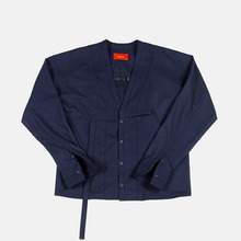 [42%할인][SEOUL BEAM] SHIRT - 01 - NAVY (for men)