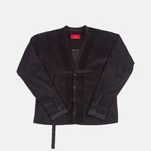 [42%할인][SEOUL BEAM] SHIRT - 01 - BLACK CORDUROY