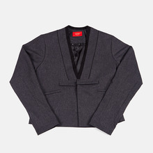 [30%할인][SEOUL BEAM] SUIT JACKET - 01 - GREY CHECK