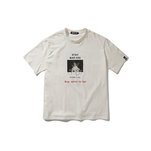 [ANTIMATTER]STAY T-SHIRTS_White